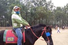 Horseback Riding in Wright Park